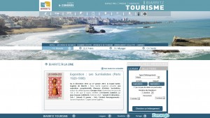Office du tourisme Biarritz